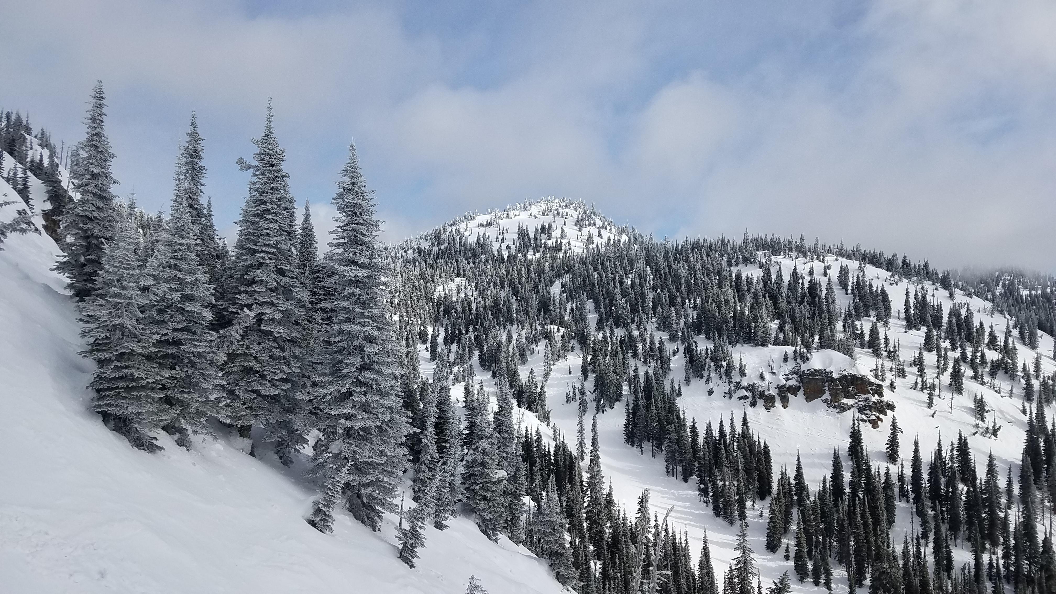 trip report: whitefish mountain resort, montana