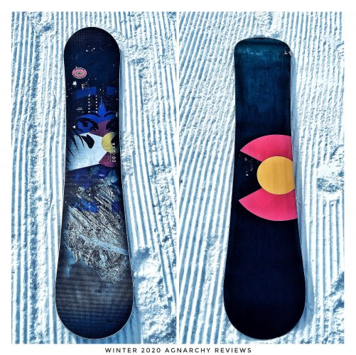 2020 Never Summer Snowboards Preview