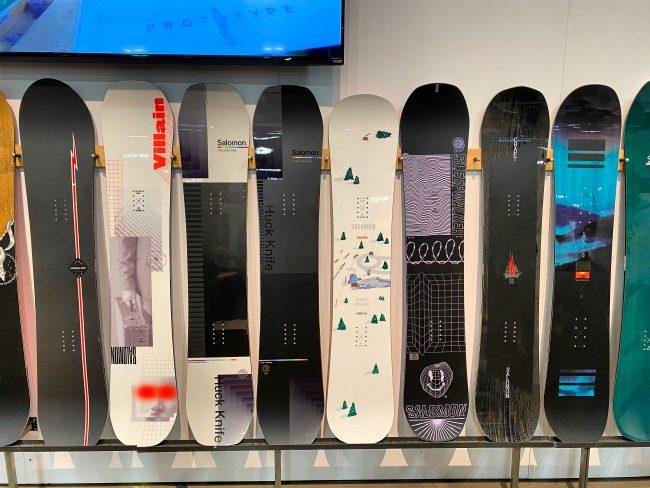 2021 Salomon Snowboards Preview